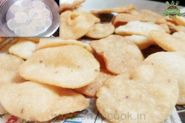 papdi recipe | Indian papdi recipe