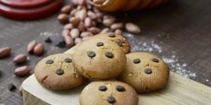 peanut-butter-cookies-recipe-healthy-cookies-eggless-cookies-wholewheat-flour-cookies-aata-cookies-recipe-cookies-in-oven-biscuit-recipe