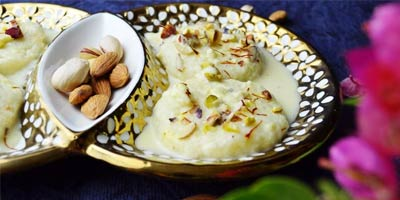 Rasmalai recipe – how to make vrat ki rasmalai